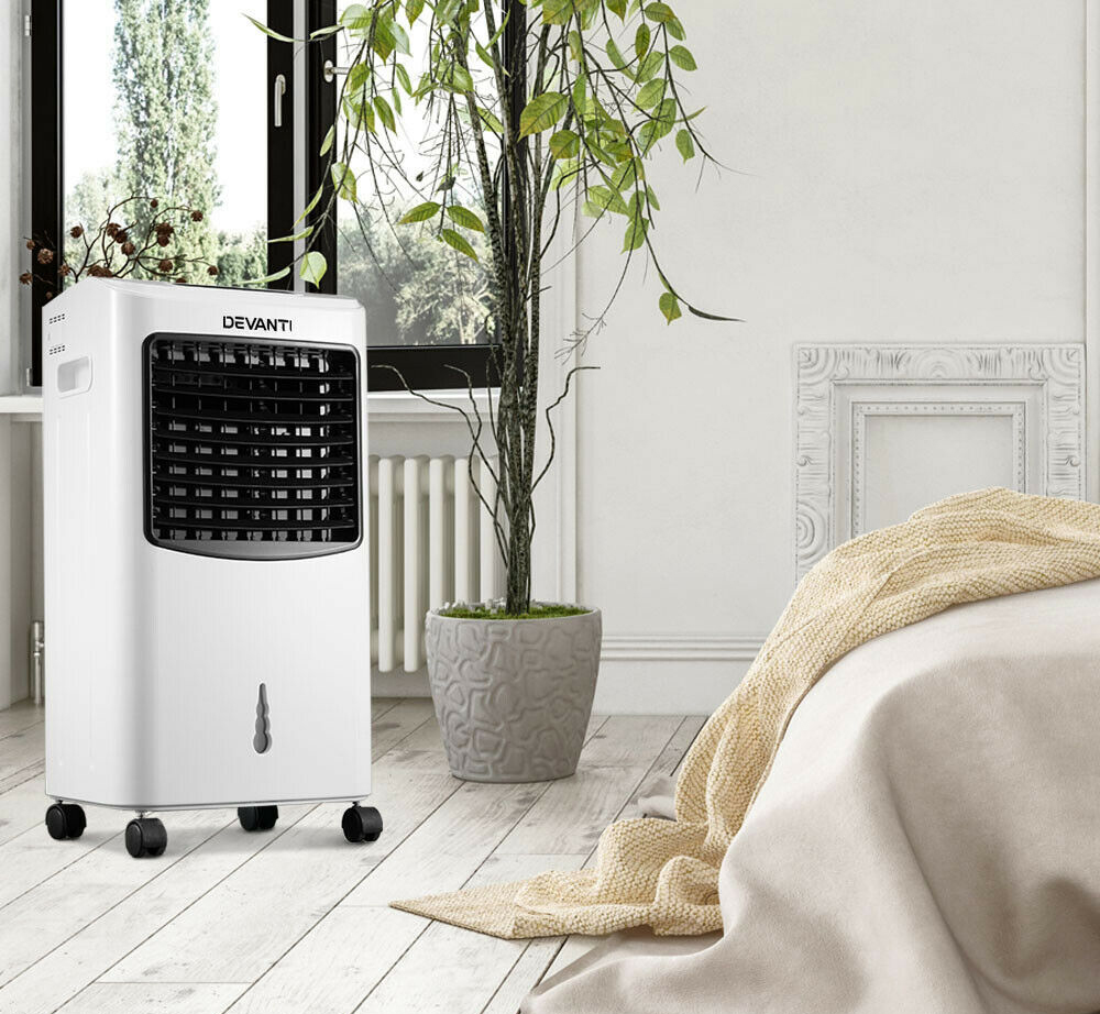 Portable Air conditioner in the room