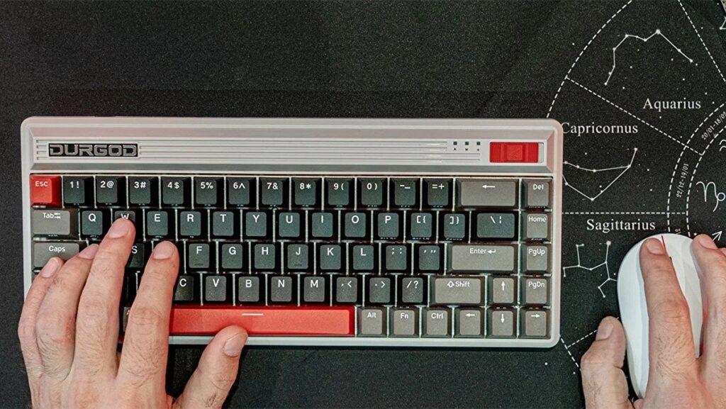 Compact Gaming Keyboard