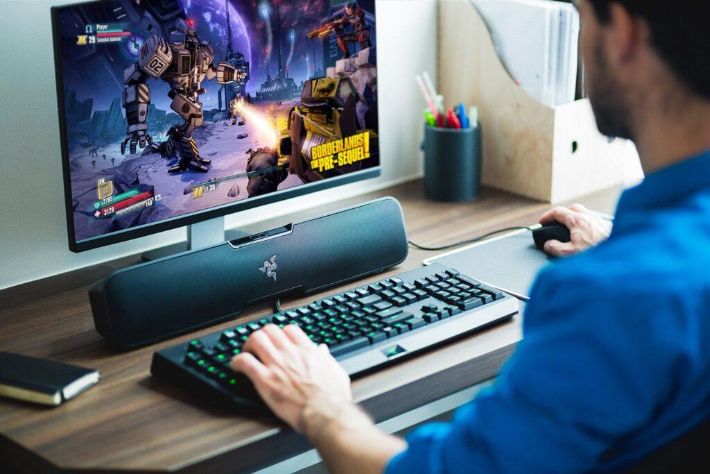soundbar for gaming