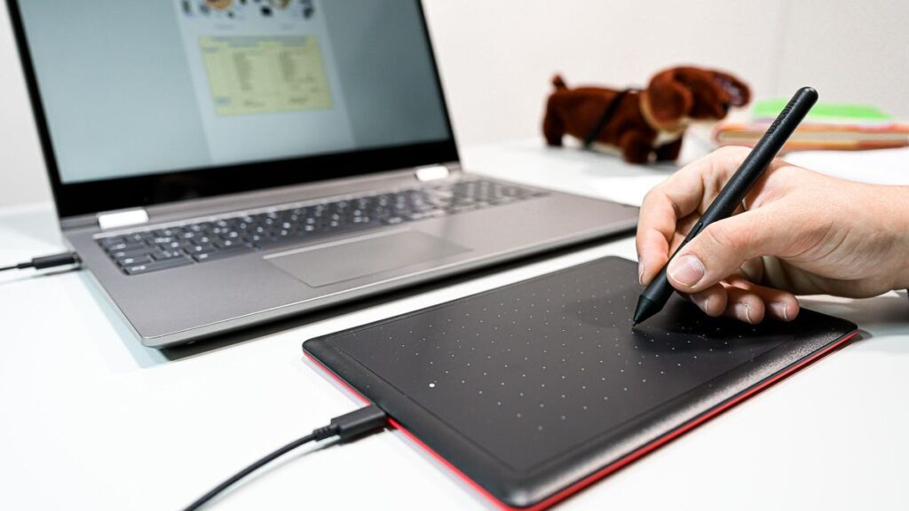 drawing tablet compatible with chromebook