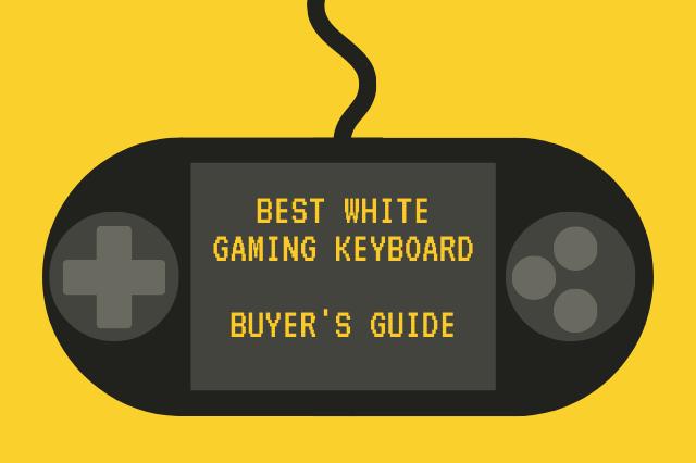 Best White Gaming Keyboard