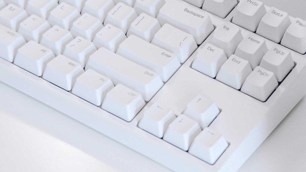 Gaming Keyboard White
