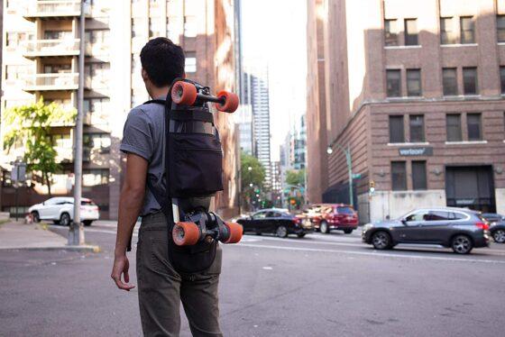 Best Backpack for Electric Skateboards