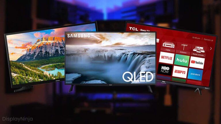 Best 32 Inch TVs for Gaming