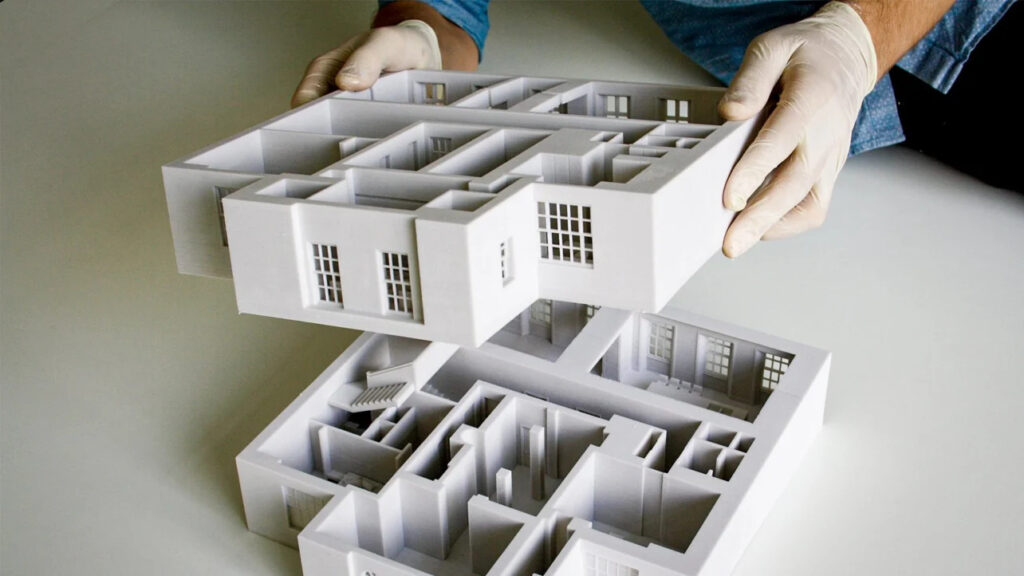 3D Printer for Architects