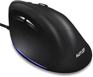 AUTLEY Wired Ergonomic Mouse