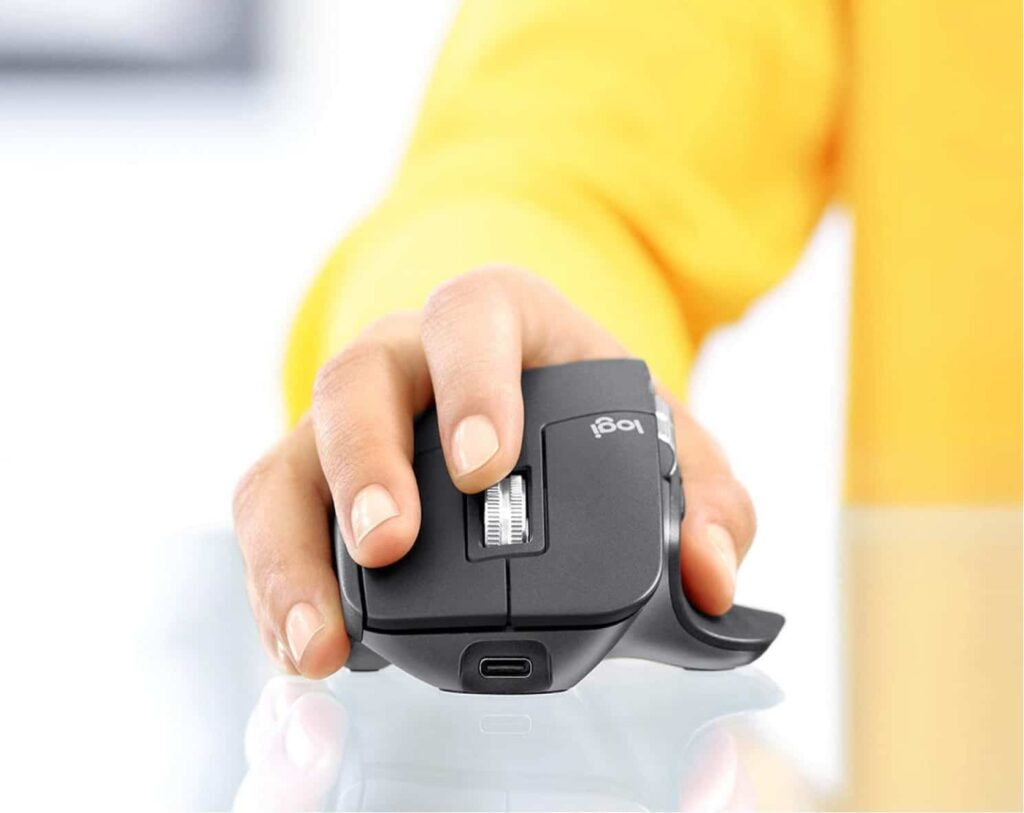 Ergonomic Mouse for Large Hands