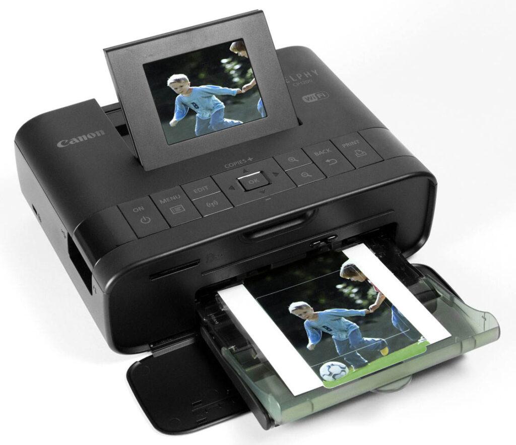Portable 4×6 Photo Printer