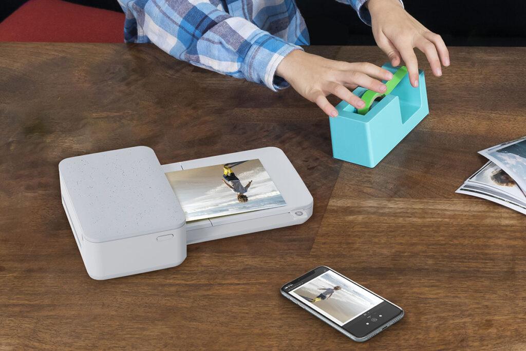 Portable Photo Printer 5x7