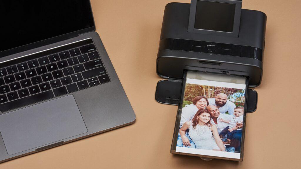 Portable Photo Printers 5x7