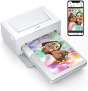 Victure 4×6 Instant SmartphonePhoto printer