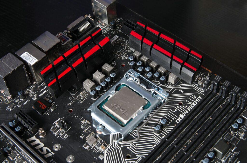 gaming Motherboard for i7 6700k