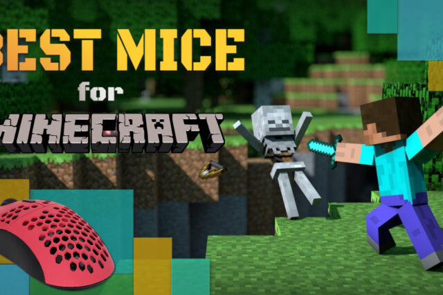 10 Best Gaming Mouse for Minecraft 2021 – Complete Guide