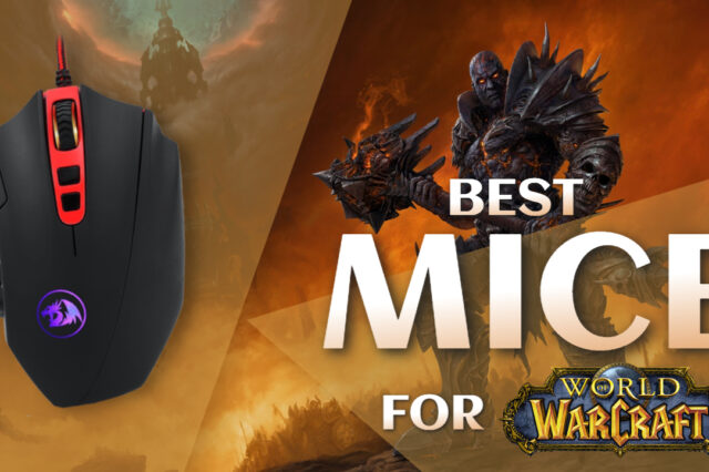 10 Best Gaming Mouse for WOW 2021 – Review & Top Recommendations