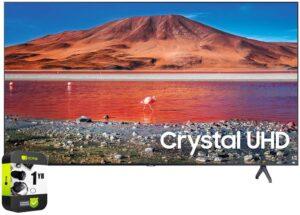 SAMSUNG UN70TU7000FXZA 70 Inch 4K Ultra HD Smart LED TV