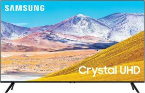 Samsung UN85TU8000 4K Crystal 8 Series Ultra High Definition Smart TV