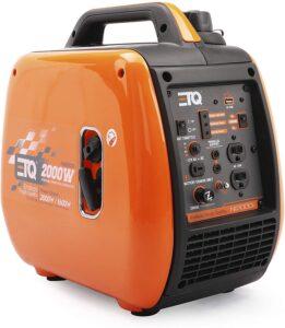 Et 2000 Watt Gas Powered Inverter Generator